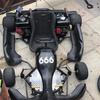 Honda gx 160 twin engine very fast
