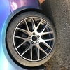4 SETS OF ALLOY WHEELS FOR SWAP