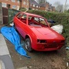 Ford Fiesta rolling shell
