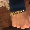 Very nice gold bracelet 81.9 grams