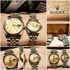 Matching Rolex datejusts