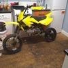 Yx125cc stomp pitbike