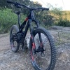 Enduro Downhill mountain bike