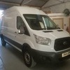 FORD TRANSIT 350 L3 HIGH ROOF PANEL