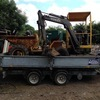 Ifor Williams 12ft tipper trailer