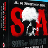 SONS OF ANARCHY COMPLETE BLU RAY