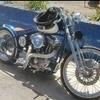 Harley Davidson twin cylinder 1200