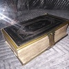 Antique 1847 Mini King James Bible