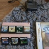 Pink Nintendo DS with 10+ games