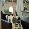 Telecaster style guitar
