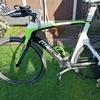 Merida Time Warp time trial bicycle
