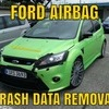 Ford Crash data removal
