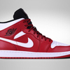 Jordan 1 Mid Chicago - Uk size 11.5