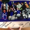 Signed Everton memorbilia