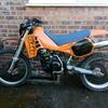 KTM 640cc Lc4