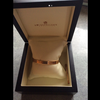 Genuine Cartier 4 diamond love bang