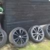 19 inch vauxhall alloys