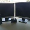 Intel NUC, 2 screens, extra RAM