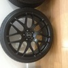 20 inch alloy wheels and tyres £500