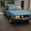 Ford Cortina estate 1.6 l 1982