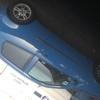 Fiat punto 04 plate