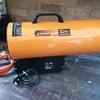 Fireball 1706 space heater