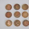 American Indian Head one cent coins