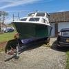 24ft Shetland 640, Mariner 60hp 4st
