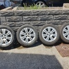 4 stud Vauxhall 205/55/16 alloys