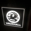 Vauxhall light up sign