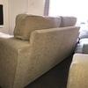 X2 lovely cream sofas