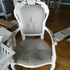 Shabby Chic Style Chair For Upcycle
