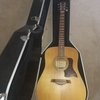 Tanglewood acoustic with Case.