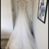 Ronald Joyce wedding dress