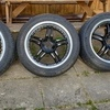 """18"""" 5 x112 great condition"""
