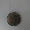 *VERY RARE AND CIRCULATED* 50p Coin