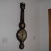 180 yer old Mercury Wheel Barometer