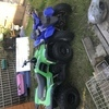 Aeon quad bike 150cc