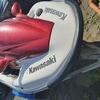 Kawasaki stx 900 2003 153 hours