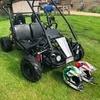 208cc off road buggy de restricted