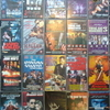 20 x EASTERN ACTION VHS TAPES.