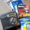 SONY MiniDisc Rec. W/man MZ-R501.