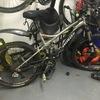 Specialised FSR mountain bike