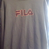 FILA LONGSLEEVE SWEATER, STITCHED.
