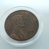 1909 Lincoln Cent mint error coin