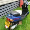 Direct scooter 50cc. 2015
