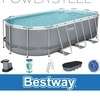 Beltway 18ft x 9ft pool & dome