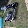 Moped aprilia leo low miles