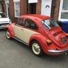 Vw beetle 1972