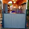 Horse box mobile catering bar